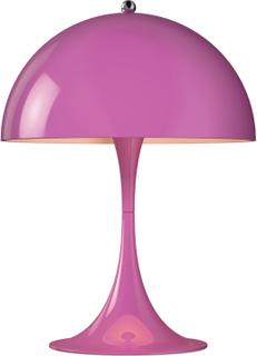 Louis Poulsen - Panthella Mini Bordlampe, Lyserød