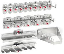 Werkzeughalter-Set - 18-teilig