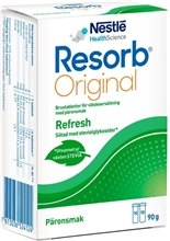 Resorb Original brustabletter 20 st Päron