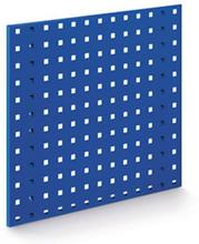 Lochplatten blau - 450 x 500 mm
