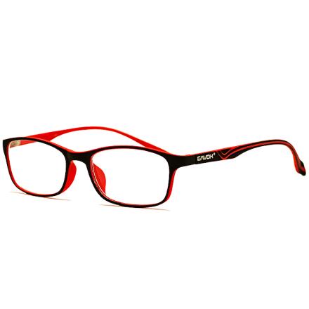Cavok Läsglasögon med grad A lins 3.00, Svart Röd