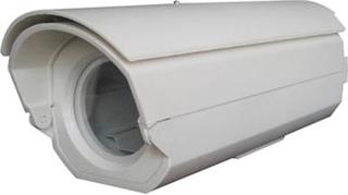 Qihan kamerahus för övervakningskameror, plast