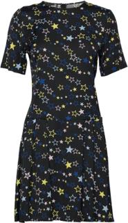 Love Moschino Dress Kort Kjole Sort Love Moschino