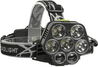 LED-Pannlampa med sökljus RÖD