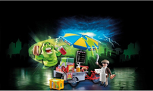 Playmobil Ghostbusters - Slimer with Hot Dog Stand 9222
