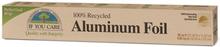 Återvunnen Aluminiumfolie, 10 m