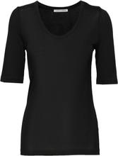 Lerna T-shirts & Tops Short-sleeved Svart Tiger Of Sweden