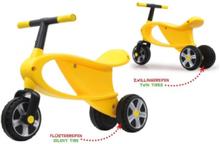Balance Bike yellow