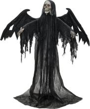 Halloween black engel, 175 cm
