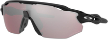 Oakley Radar EV Advancer Prizm Glasögon Polished Black/Prizm Snow Black Iridium