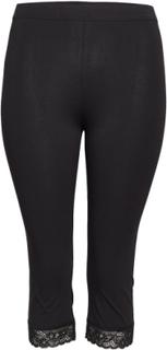 Jrnewlennon Long Shorts - S Ga Noos Trousers Capri Trousers Sort JunaRose