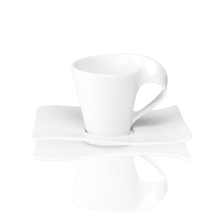 Villeroy & Boch - New Wave Espressokop & Underkop