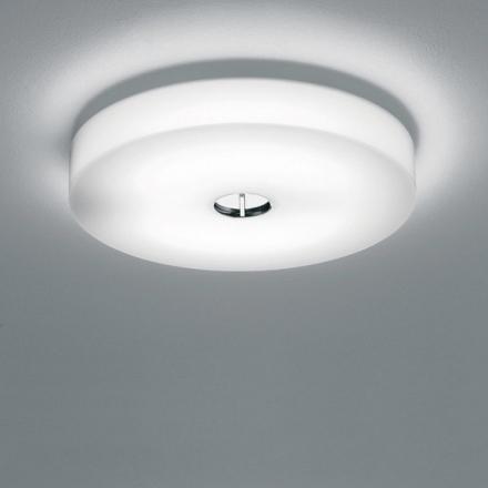 Flos - Button HL Loft/Væglampe, Hvid