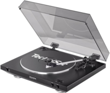 TechniPlayer LP 200 Pladespiller - Sølv