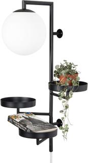 Globen Lighting - Astoria Vegglampe, Sort
