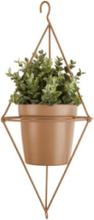 Hanging plant pot Spatial diamond