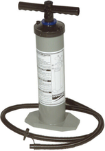 Grabner Luftpumpe Med trykmåler 2020 Tilbehør til gummibåde
