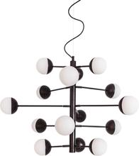 By Rydéns - Supreme Loftslampe Ø84cm, Mat Sort