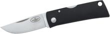 Fällkniven U4 Kniv Svart/Silver