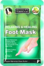 Beauty Formulas Relaxing Foot Mask 1 par
