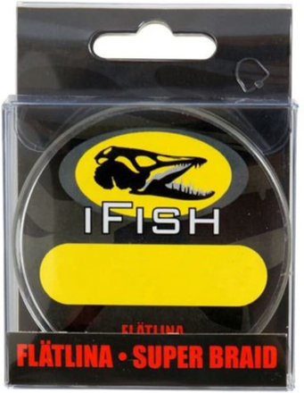 Ifish Braided Fishing Line övrig fiskeutrustning 0.30