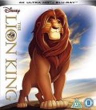 The Lion King - 4K Ultra HD + Blu-ray (Tuonti)