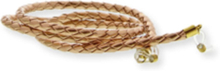 Eyewear string leather - Copper