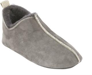 Shepherd Molly fårskinnstoffel grå