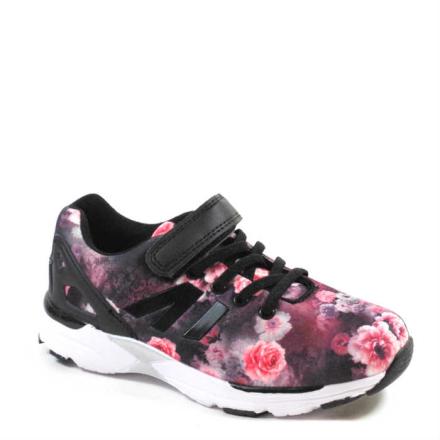 Duffy Springsko blommig rosa