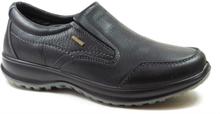 Grisport Grov loafer med GriTex svart