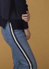 Twist & Tango Sarah Jeans med revär blå