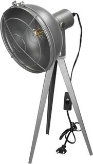Bordslampa Bordslampa Retro Vintage Golvlampa Sänglampa Mörkgrå