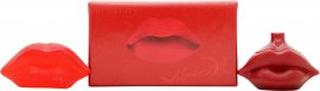 Salvador Dali Ruby Lips Giftset 3g Fast Parfym + 20g Parfymerad Tvål