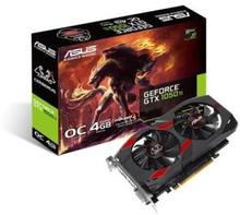 ASUS GeForce GTX 1050 TI 4GB CERBERUS OC