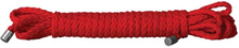 OUCH! Kinbaku Rep 10 meter - red