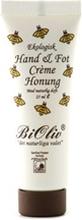 Hand-fotcreme honung Eko 25 ml