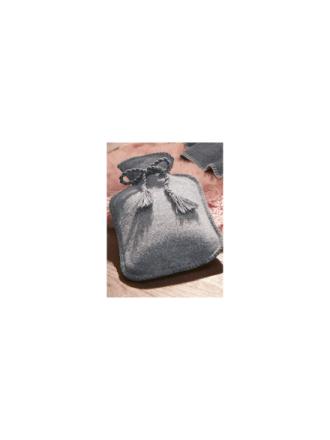 Varmedunk 100% ren ny uld Fra Giesswein grå