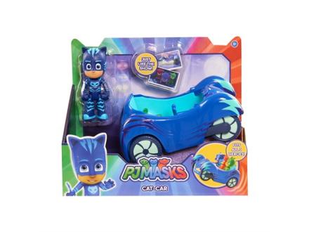 Pysjheltene PJ Mask basic vehicles - Cat Boy