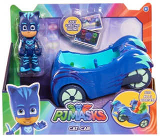 Pysjheltene PJ Mask basic vehicles - Cat Boy