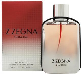 Ermenegildo Zegna Z Zegna Shanghai Eau de Toilette 100ml Spray