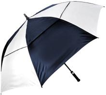 Orlimar Cyclone Auto Opening Umbrella - Navy/White