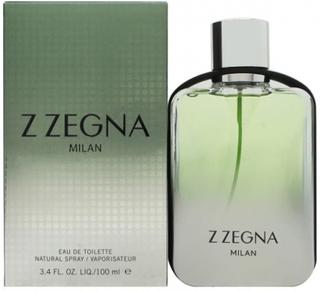 Ermenegildo Zegna Z Zegna Milan Eau de Toilette 100ml Spray
