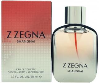 Ermenegildo Zegna Z Zegna Shanghai Eau de Toilette 50ml Spray