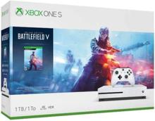 Xbox One S - 1TB (Battlefield V Bundle)