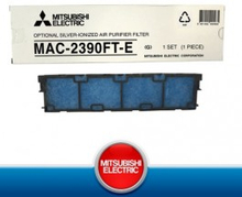 MITSUBISHI ELECTRIC MAC-2390FT-E Silver Ion Purification Air Filter for M series