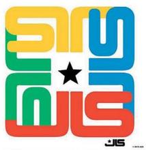 JLS: Single Cork Coaster/Logo