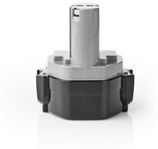 Nedis Batteri till Elverktyg | Ni-MH | 12 V | 3.3 Ah | 39.6 Wh | Ersättning till Makita
