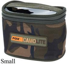 Fox Camo Lite Accessory Bag Small