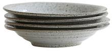 Sopptallrik Rustic, Ø25 cm, 1-pack, grå
