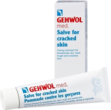 Gehwol Salve Cracked Skin För Sprucken Hud 75ml